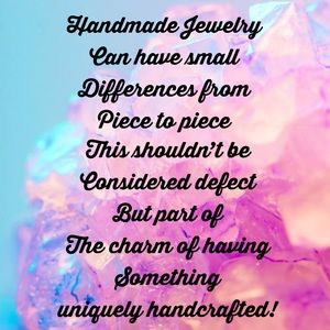 ✨🌙Handcrafted Jewelry🌙✨